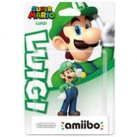 Colección Super Mario: Amiibo Luigi
