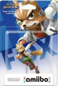 Figura Amiibo Smash Fox