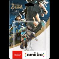 Figura Amiibo Link Jinete Serie Zelda