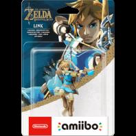 Figura Amiibo Link Arquero Serie Zelda