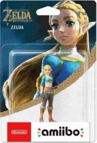 Figura Amiibo Zelda Scholar Serie Zelda